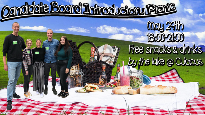 Candidate Board Introductory Picnic
