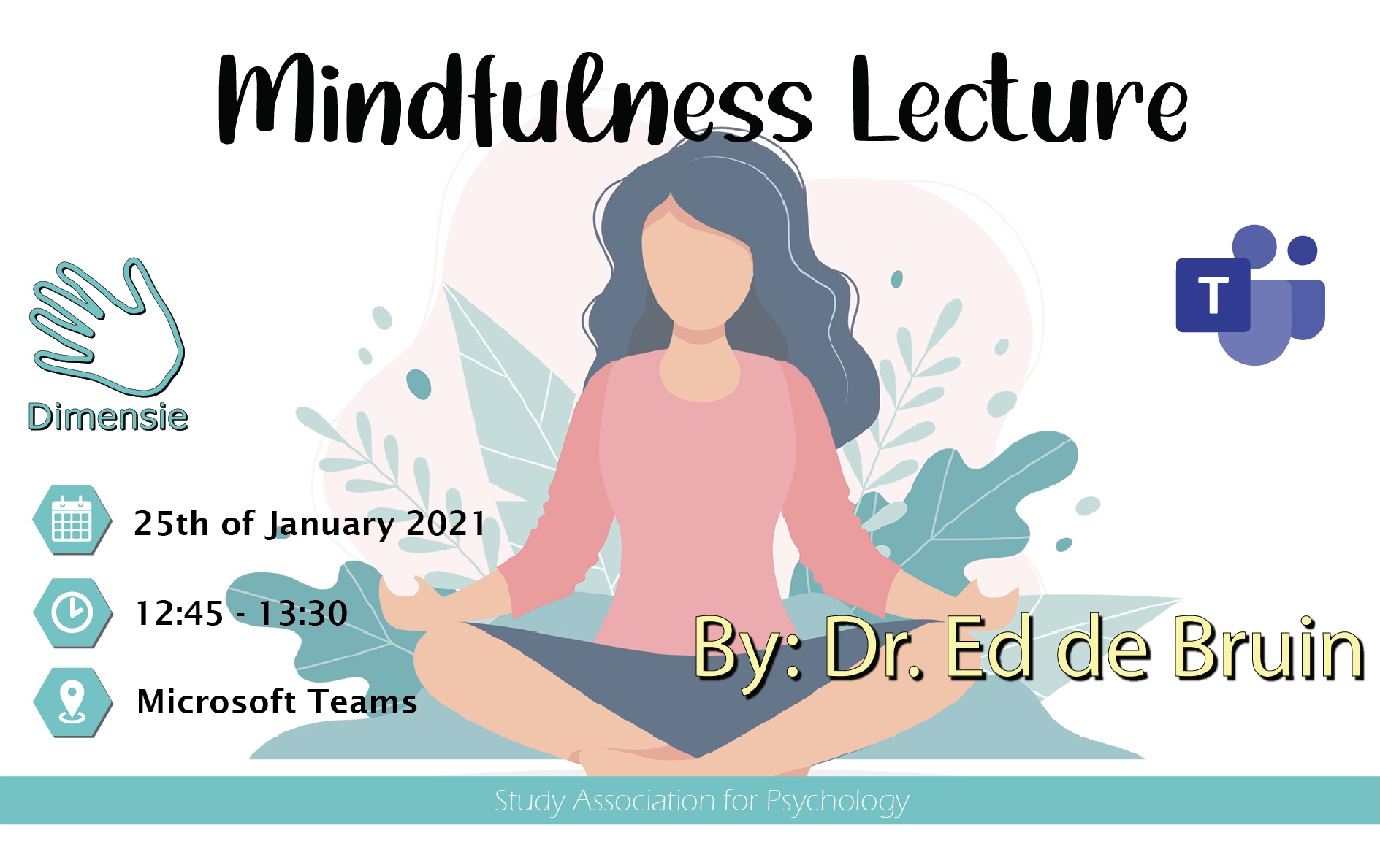 Lunch Lecture: Mindfulness