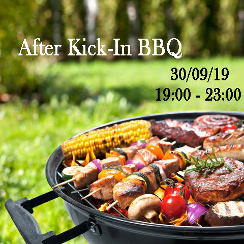 After Kick-In BBQ