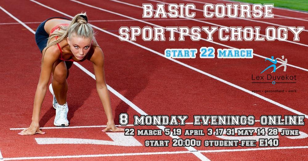 Sport psychologist - Lex Duvekot