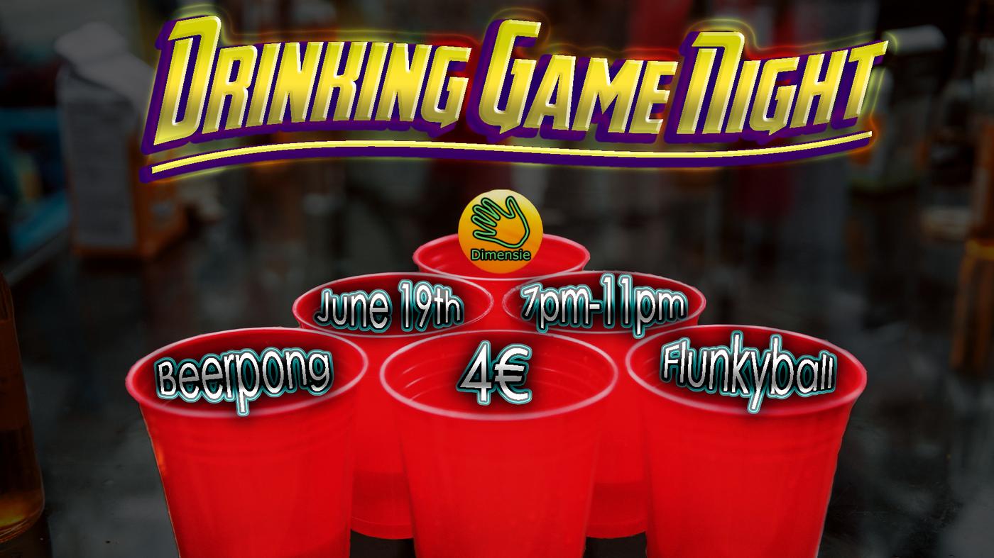 Drinking Game Night 3