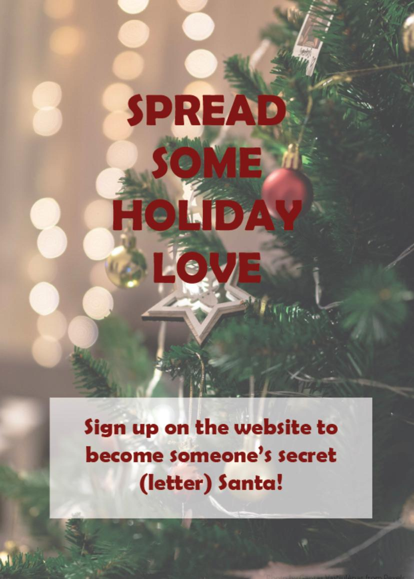 Secret (Letter) Santa