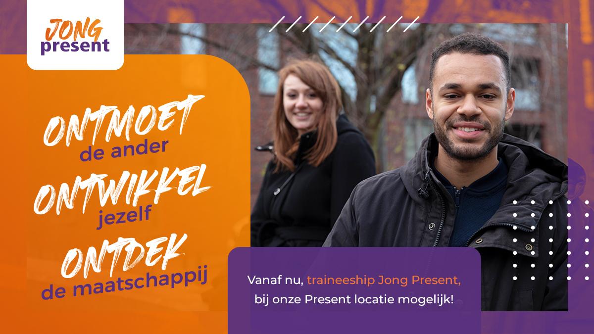 Internship for Dutch students - Jong Present