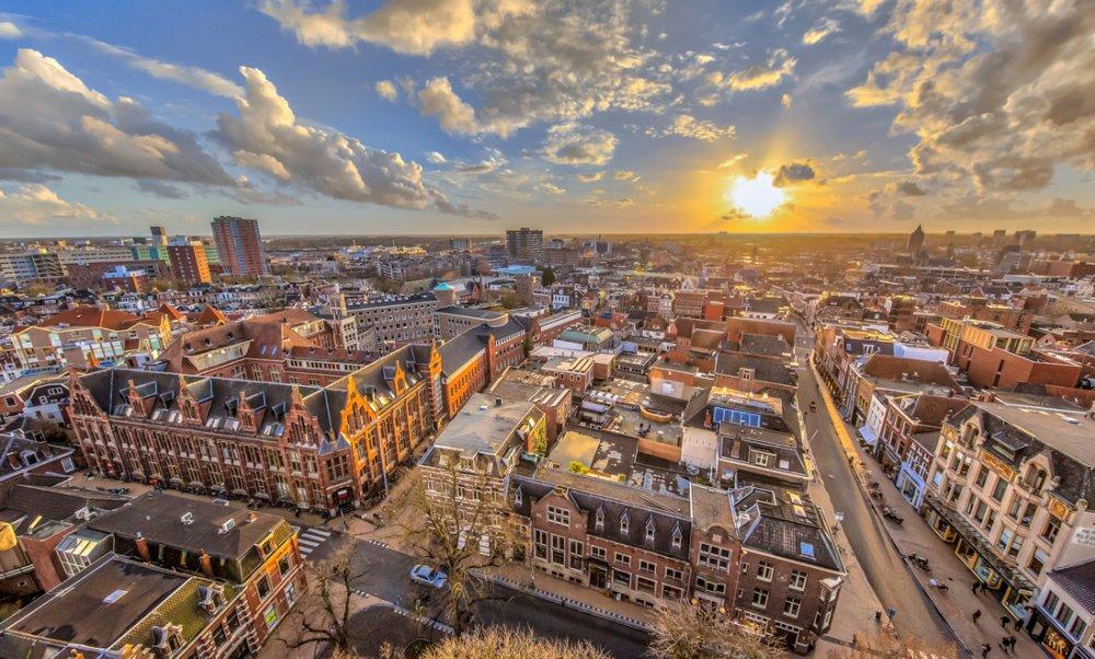 24 hour trip: Groningen