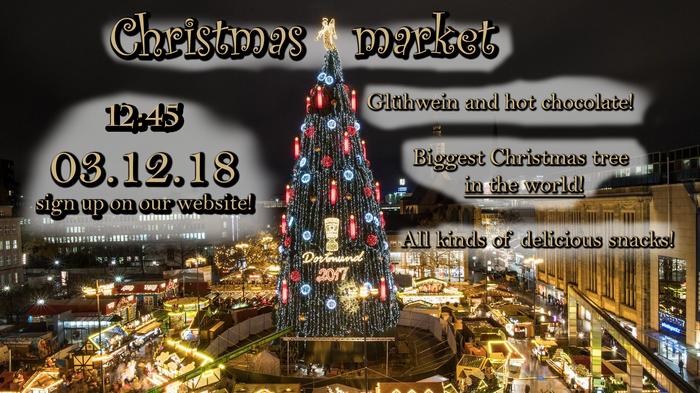 Christmas market Dortmund