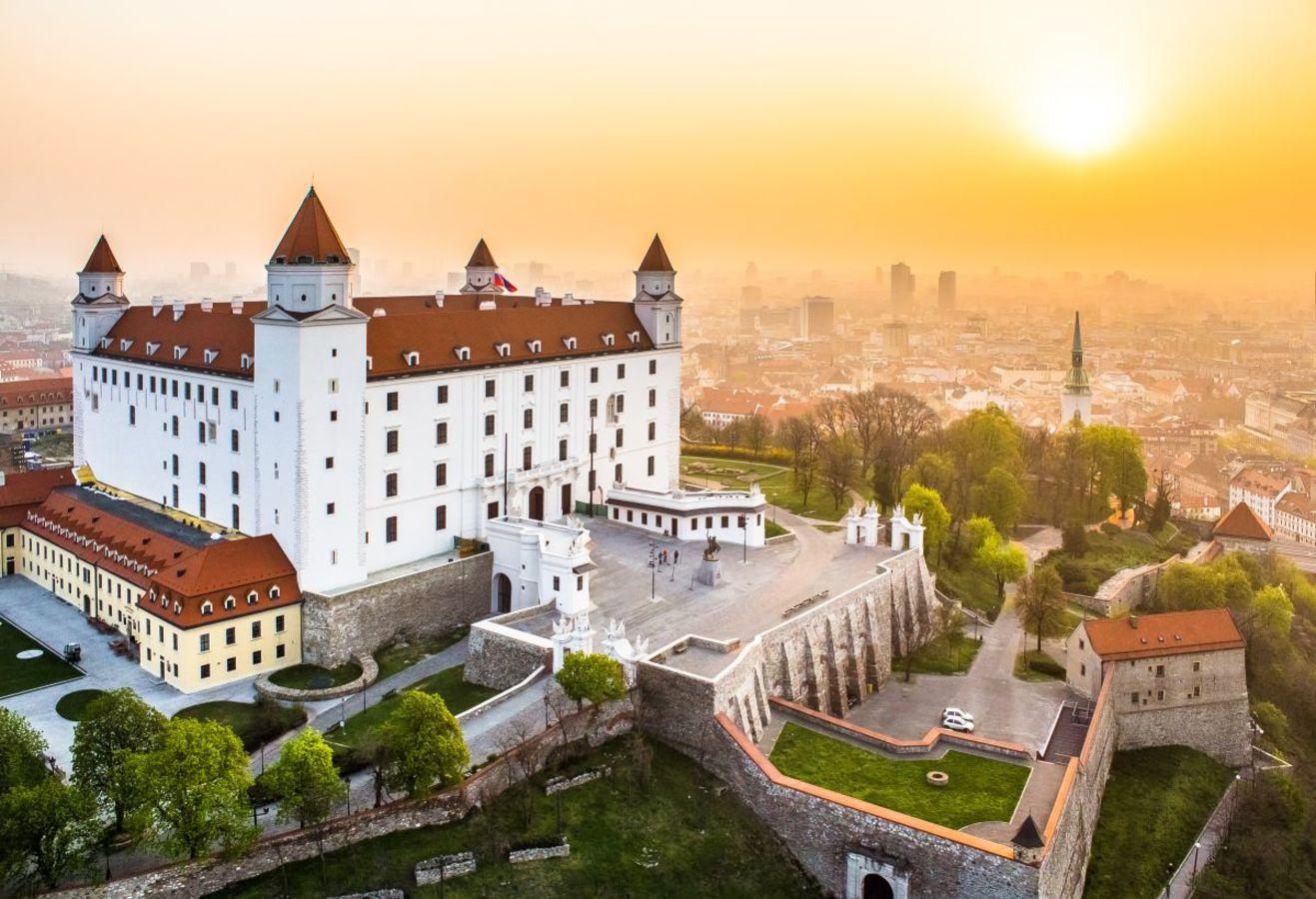 Eurotrip 2019: Bratislava