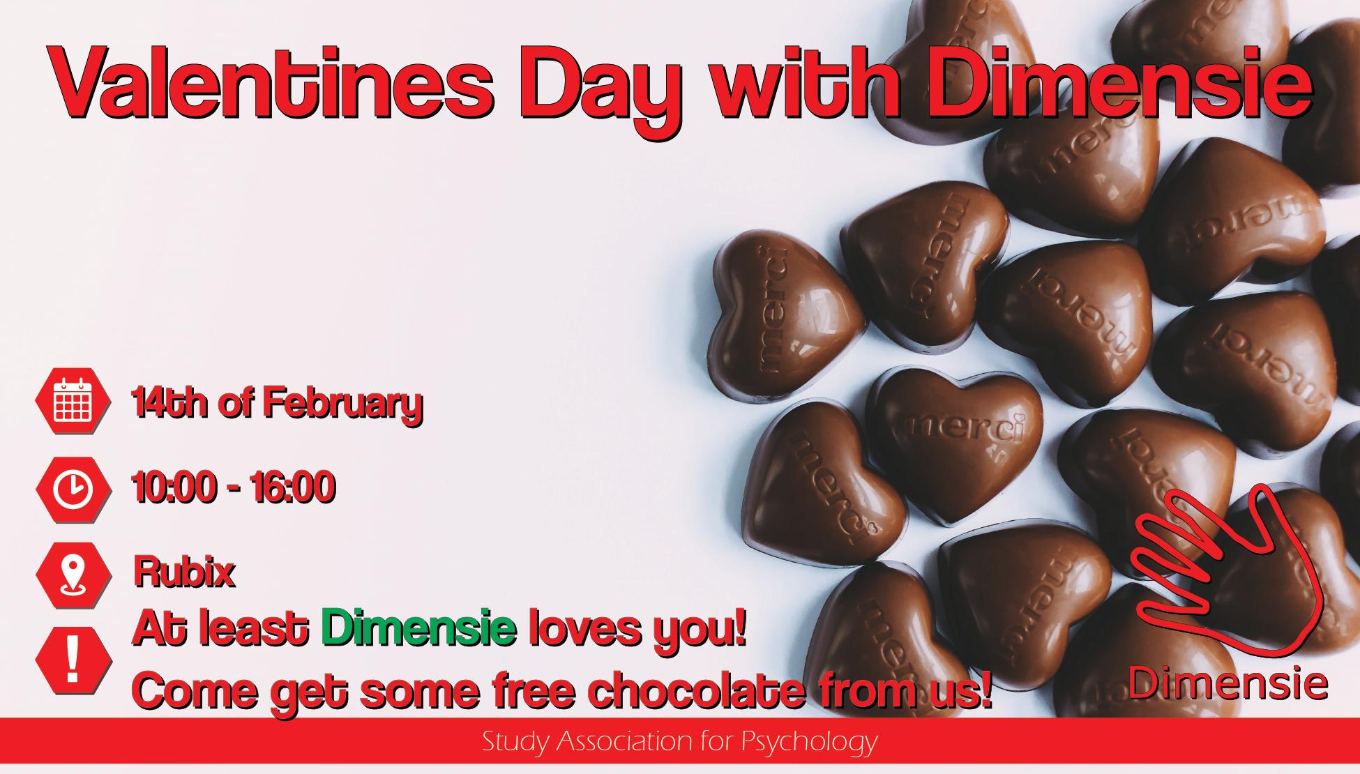 Valentine's Day with Dimensie