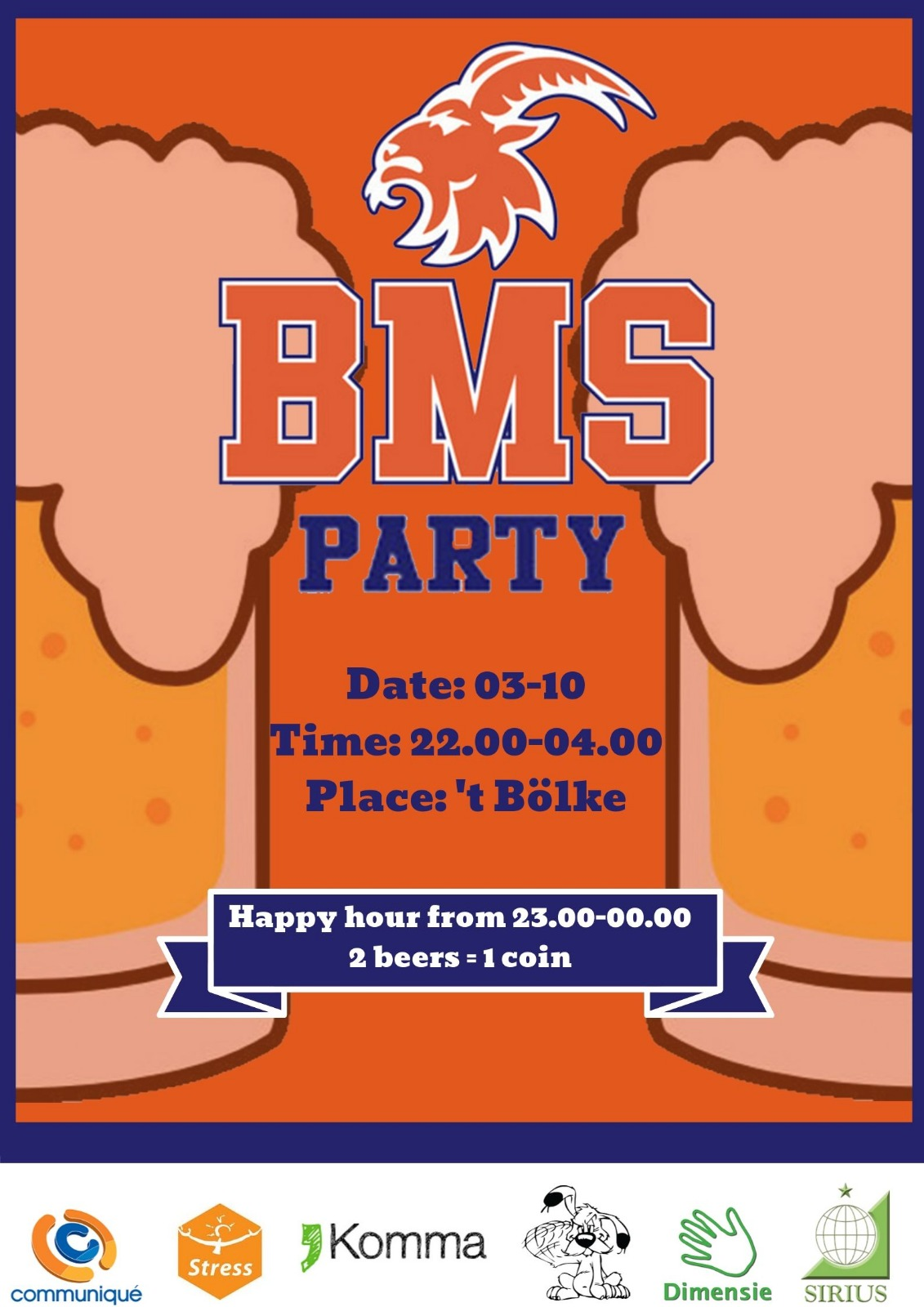 BMS Party