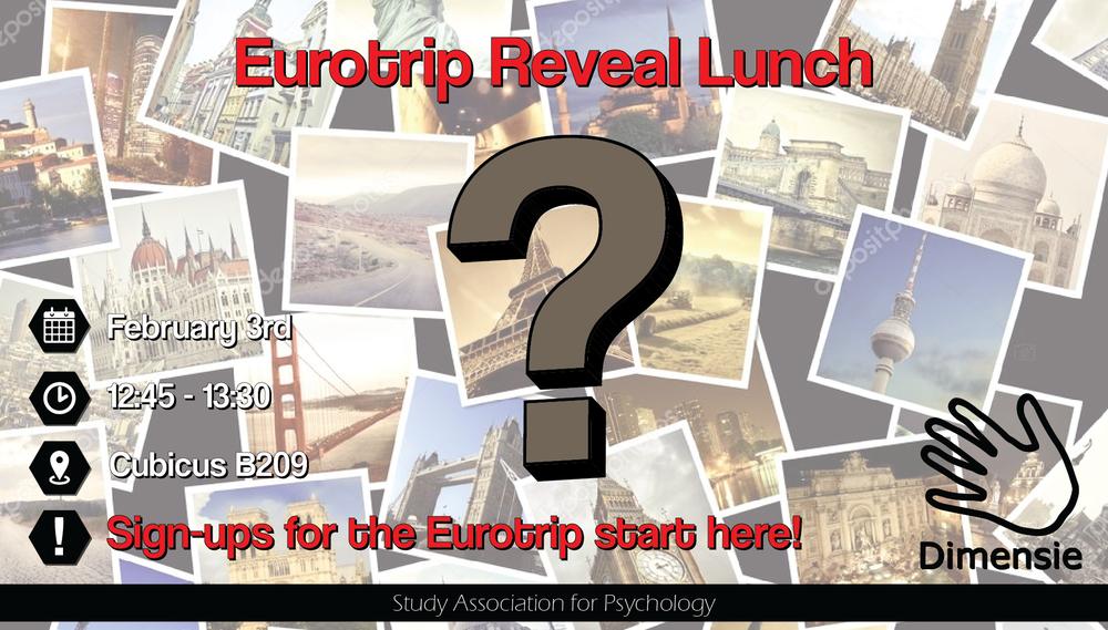 Eurotrip Reveal Lunch