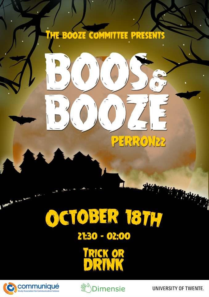 Boos & Booze Drink