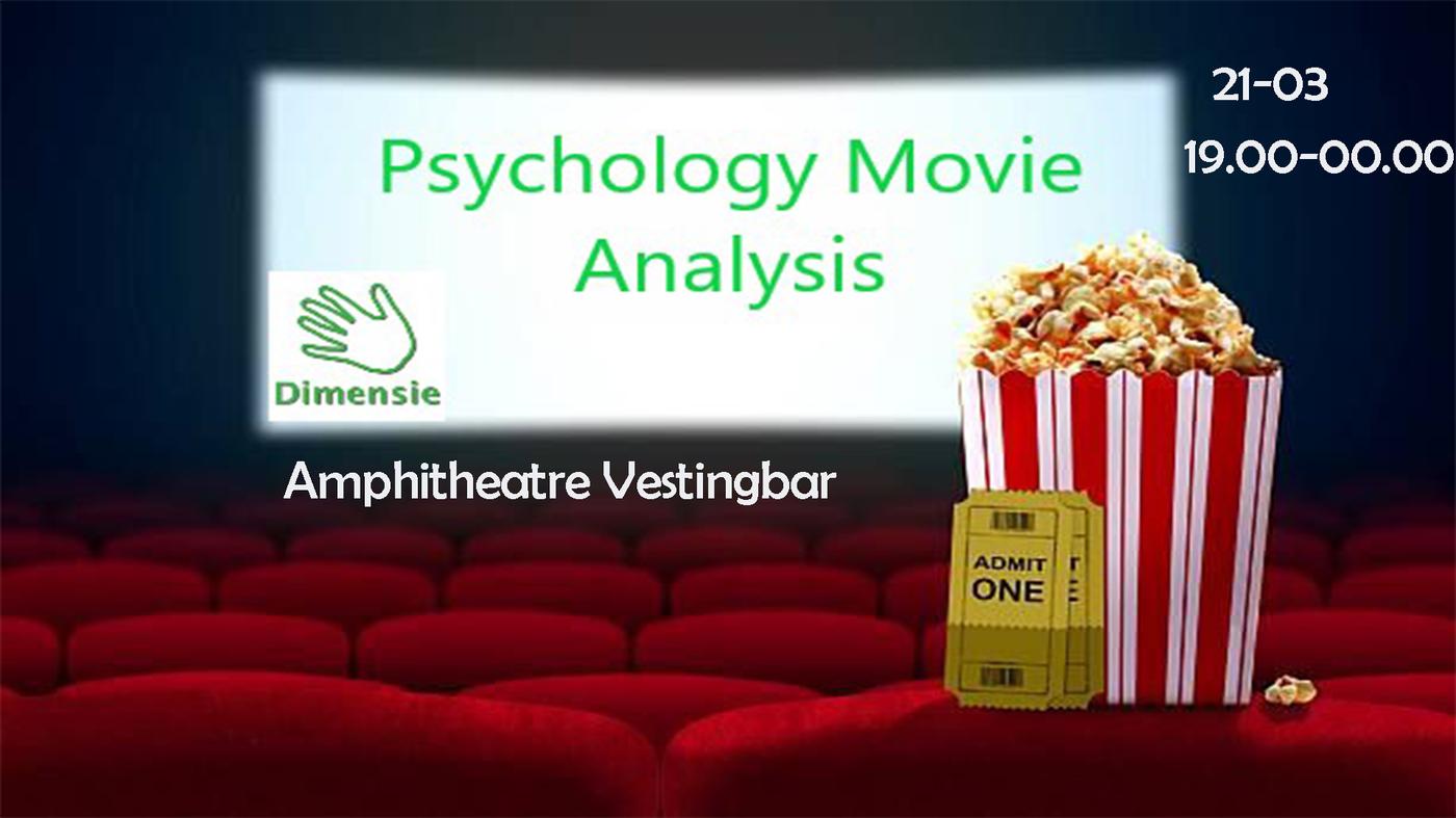 Psychology Movie Analysis