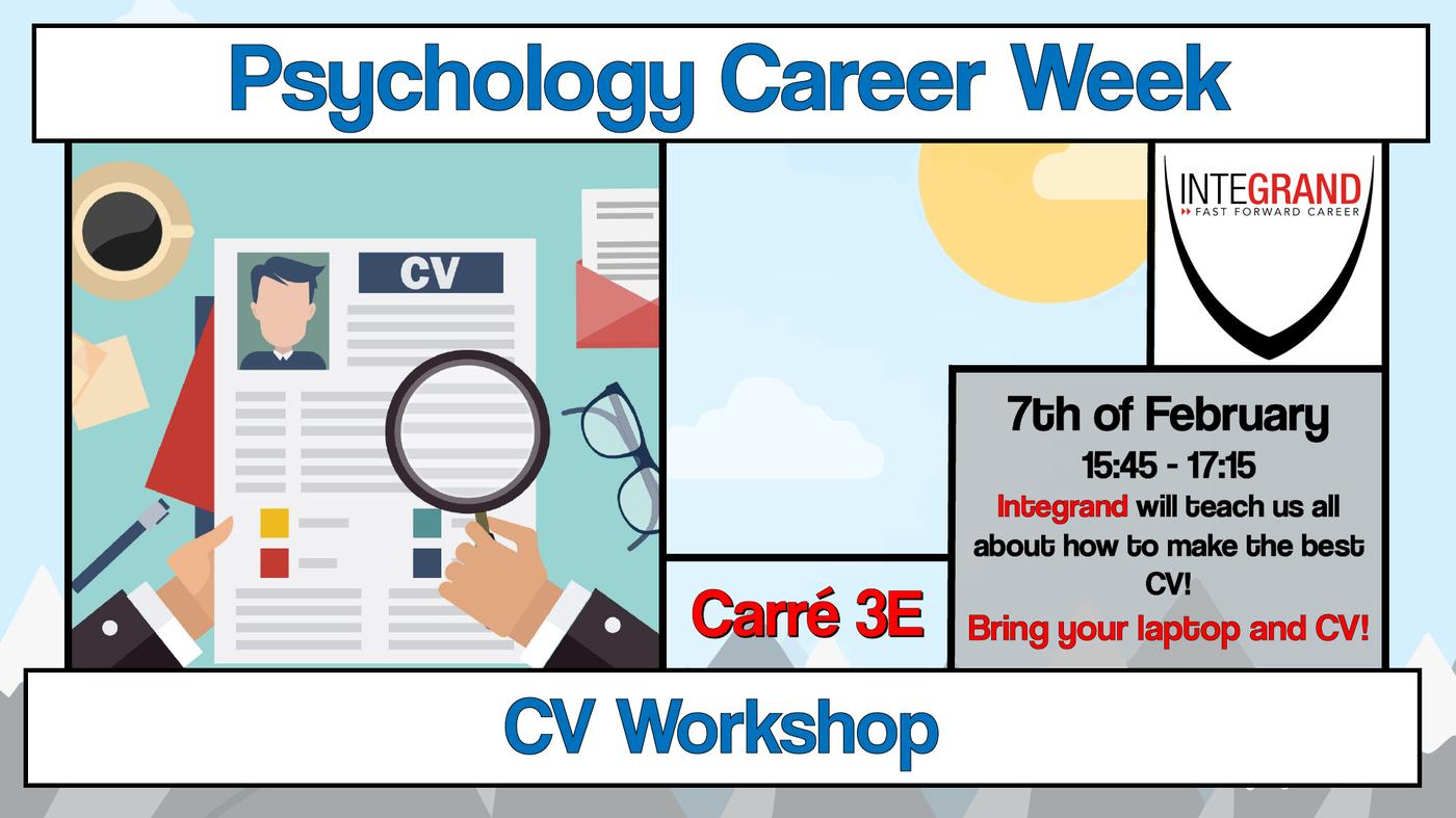CV Workshop - Integrand