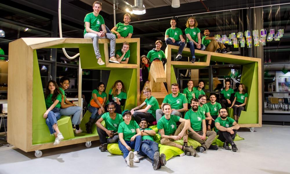 Become a DreamTeamer at the DesignLab of the University of Twente