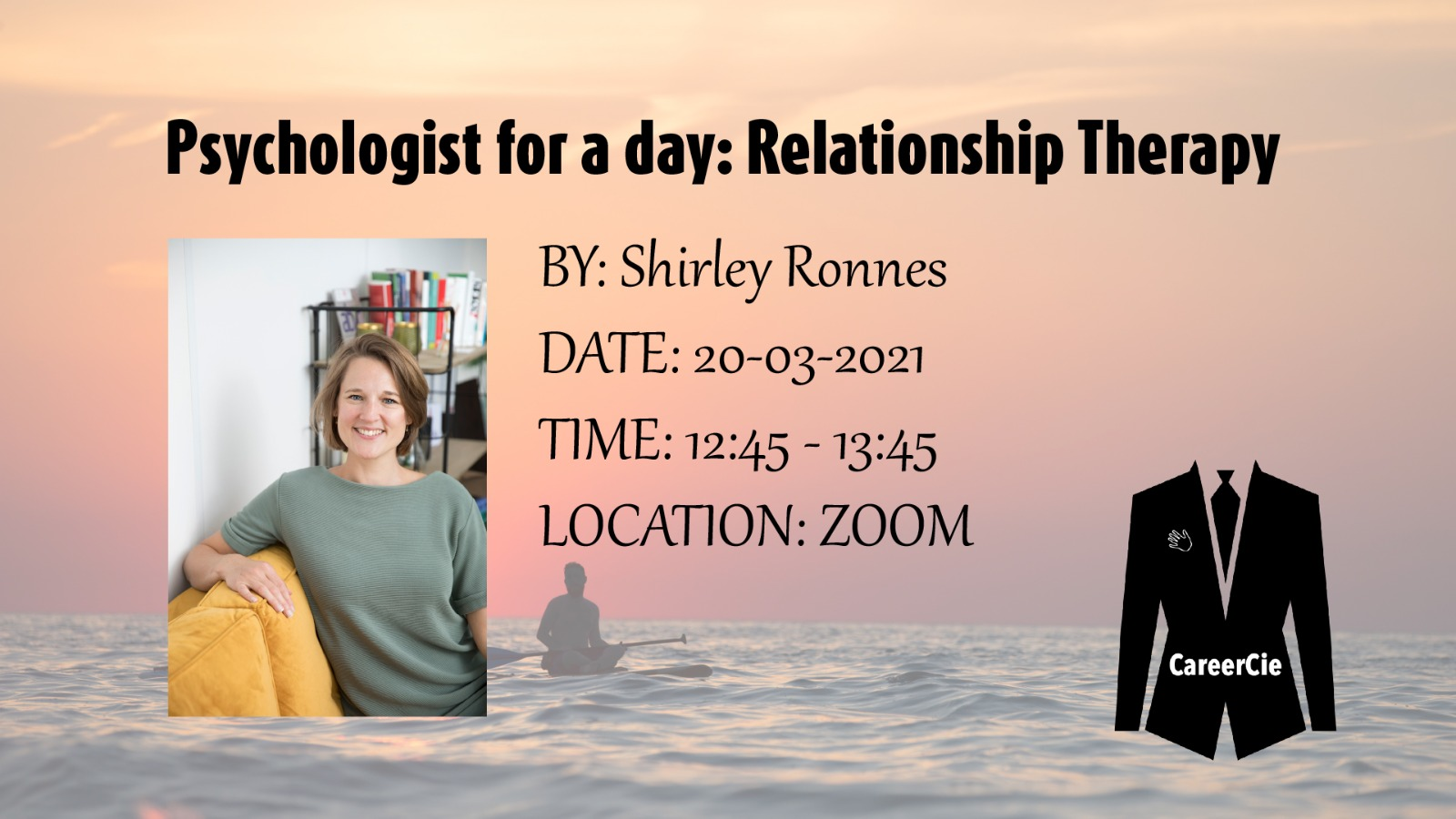 Lunch Lecture Series - Relationship Therapy