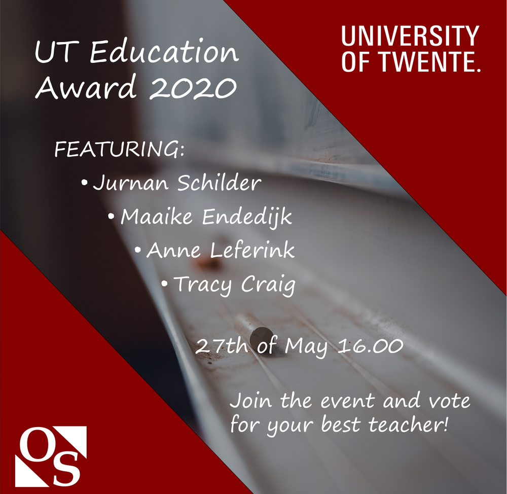 UTEA (Online) Annual Finale