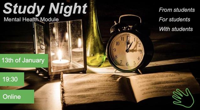 Study Night - Mental Health