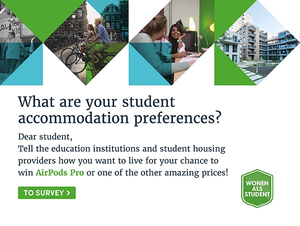 Student housing: Tell Us How You Want to Live.