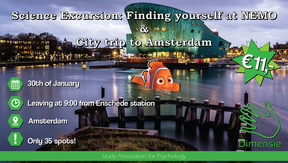 Science Excursion: Finding yourself at NEMO