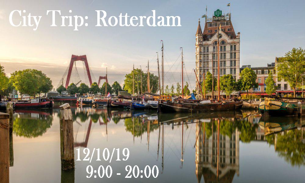 City Trip: Rotterdam