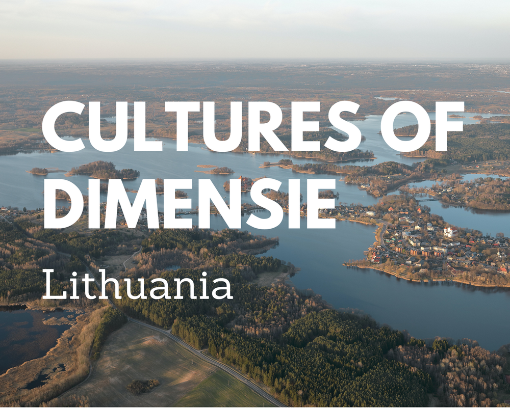 Cultures of Dimensie - Lithuania